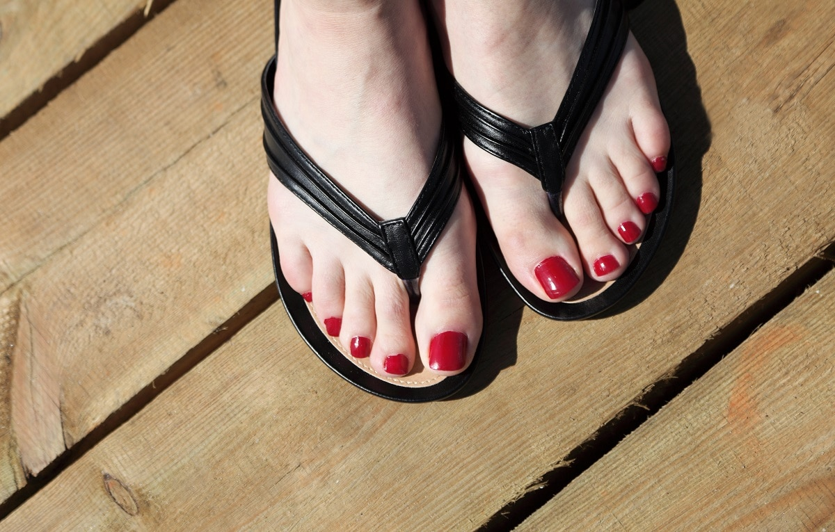Women's Waxing Fingers or Toes