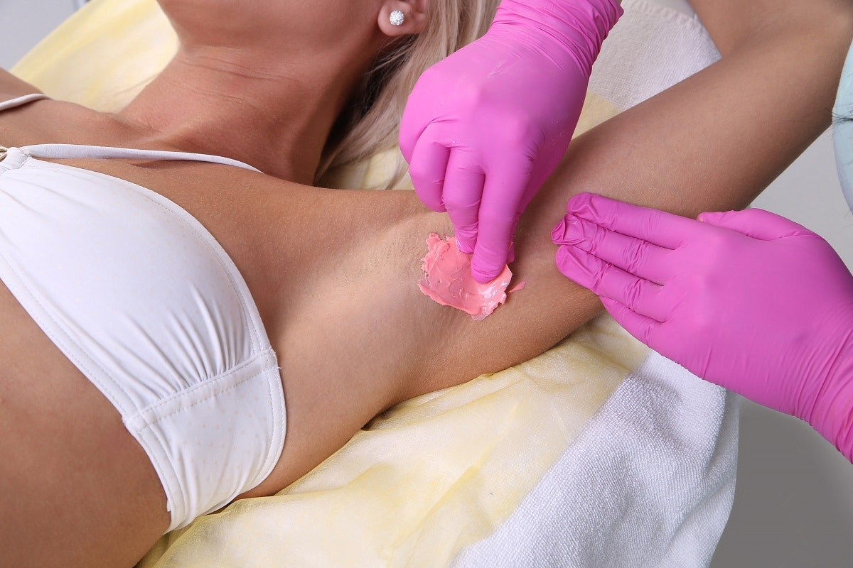 Women's Waxing Underarm