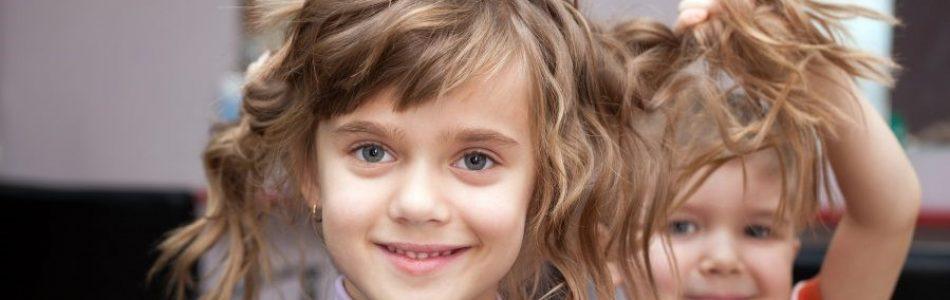 Salon Services for Kids